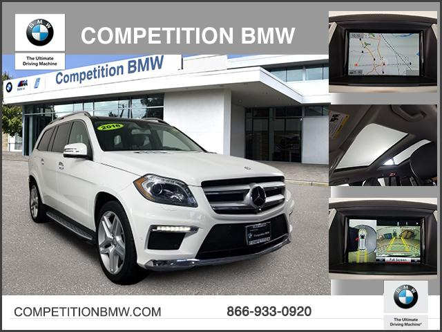 Pre-Owned 2016 Mercedes-Benz GL 550 GL 550