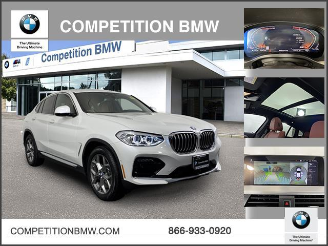 Pre-Owned 2020 BMW X4 xDrive30i xDrive30i