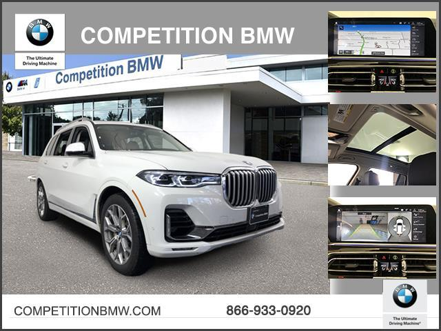 Pre-Owned 2019 BMW X7 xDrive50i xDrive50i
