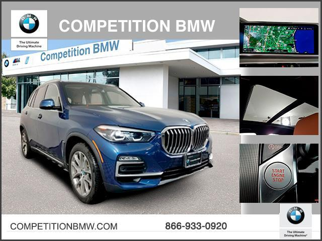 Pre-Owned 2019 BMW X5 xDrive50i xDrive50i