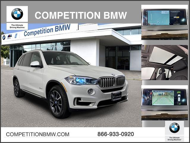 Pre-Owned 2015 BMW X5 xDrive50i xDrive50i