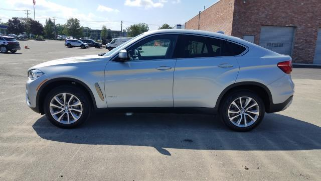 Pre Owned 2018 BMW X6 XDrive35i Sports Activity Coupe