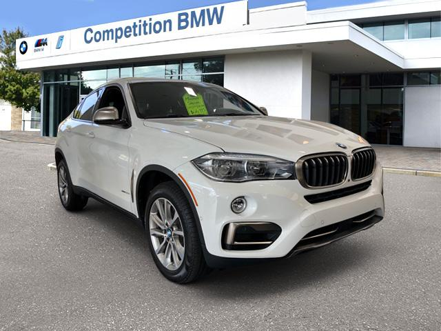 Pre-Owned 2018 BMW X6 xDrive50i Sports Activity Coupe