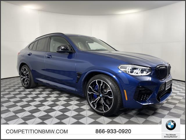 Pre-Owned 2020 BMW X4 M Competition Sports Activity Vehicle Competition