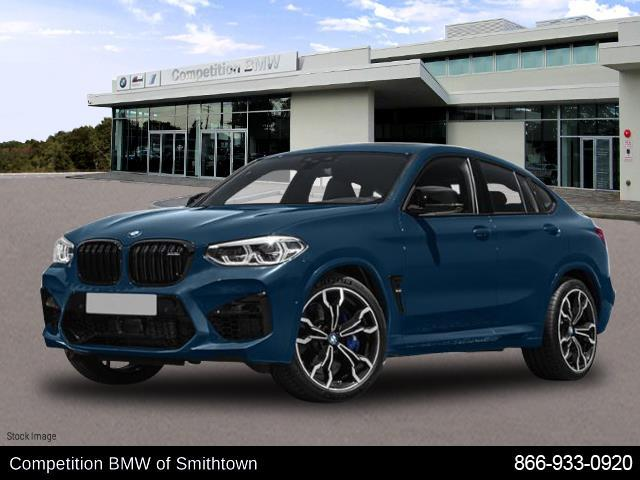New 2020 BMW X4 M Competition Sports Activity Vehicle Competition