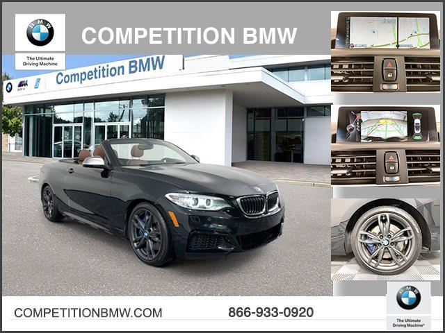Certified Pre-Owned 2016 BMW 2 Series 2dr Conv M235i xDrive AWD