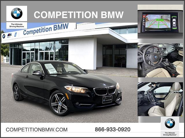 Certified Pre-Owned 2017 BMW 230i xDrive 230i xDrive