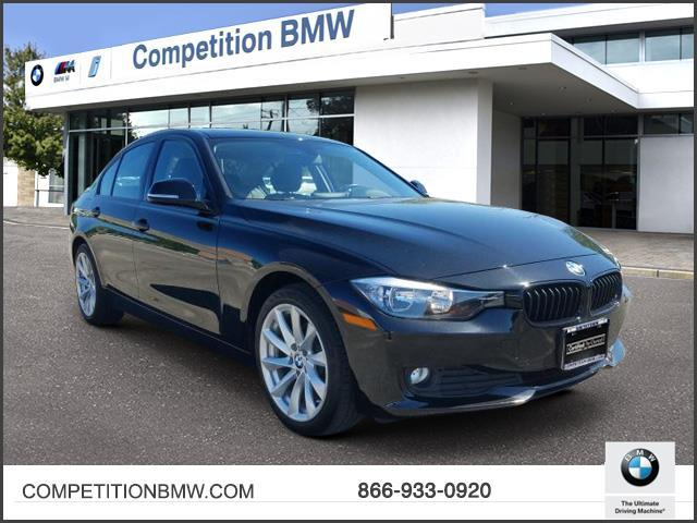 Certified Pre-Owned 2015 BMW 3 Series 4dr Sdn 320i xDrive AWD