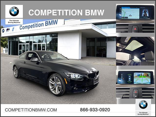 Certified Pre-Owned 2018 BMW 430i xDrive 430i xDrive