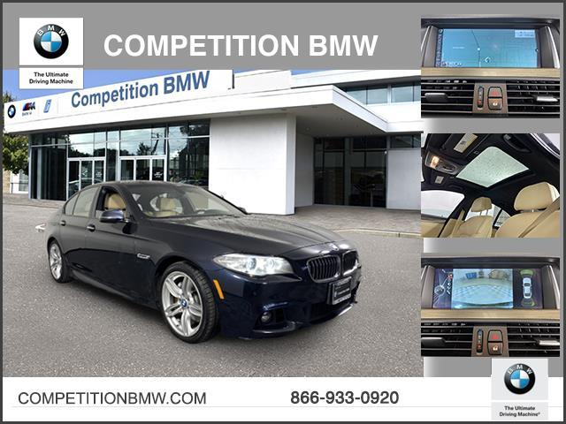 Pre-Owned 2014 BMW 535i xDrive 535i xDrive