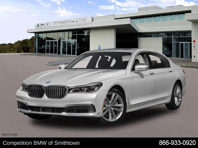 New 2019 BMW 7 Series 750i xDrive Sedan
