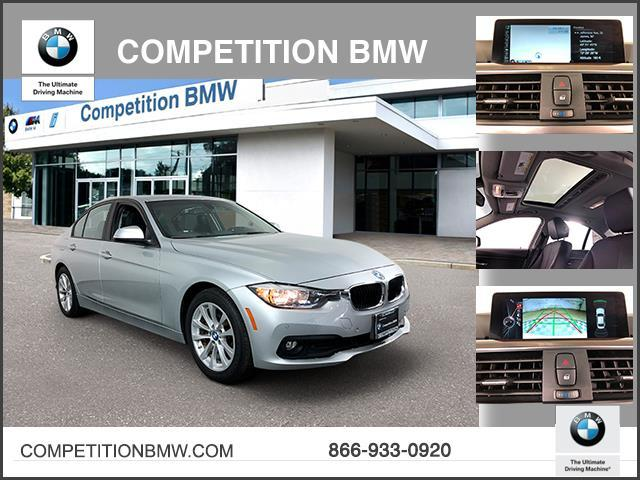 BMW 320I 2016 >> Certified Pre Owned 2016 Bmw 3 Series 4dr Sdn 320i Xdrive Awd