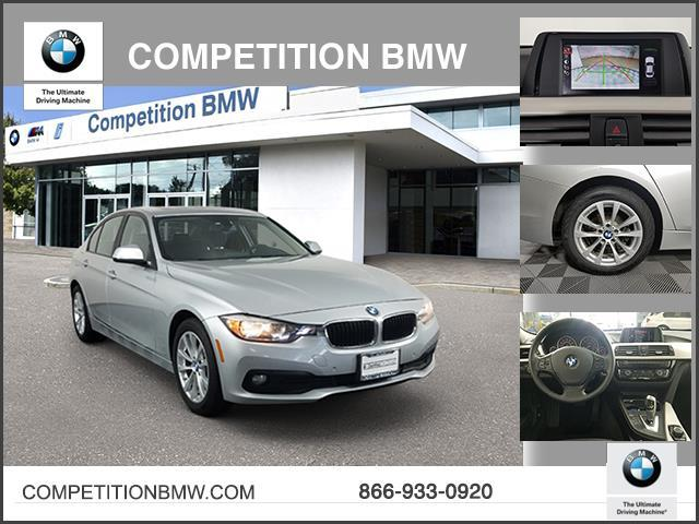 Bmw Certified Pre Owned >> Certified Pre Owned 2016 Bmw 3 Series 4dr Sdn 320i Xdrive Awd