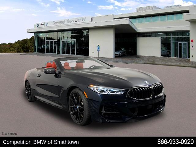 New 2019 BMW M850i xDrive M850i xDrive With Navigation & AWD