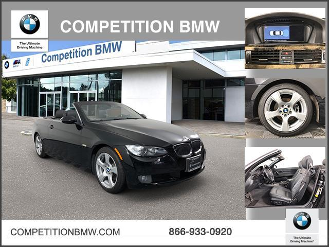 Pre-Owned 2007 BMW 3 Series 2dr Conv 328i SULEV