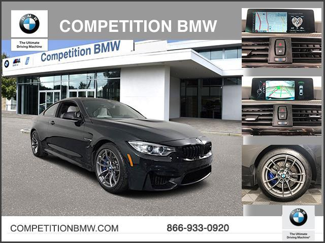 Certified Pre-Owned 2016 BMW M4 2dr Cpe