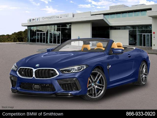 New 2020 BMW M8 Convertible CONVERTIBLE