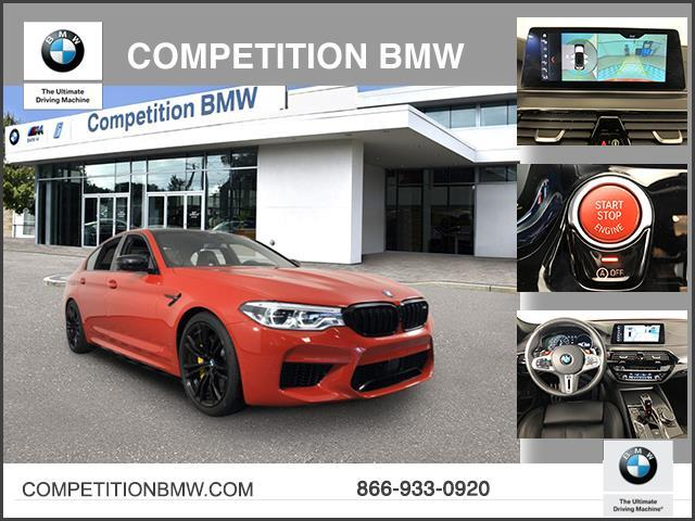 Pre-Owned 2019 BMW M5 Competition Sedan Competition
