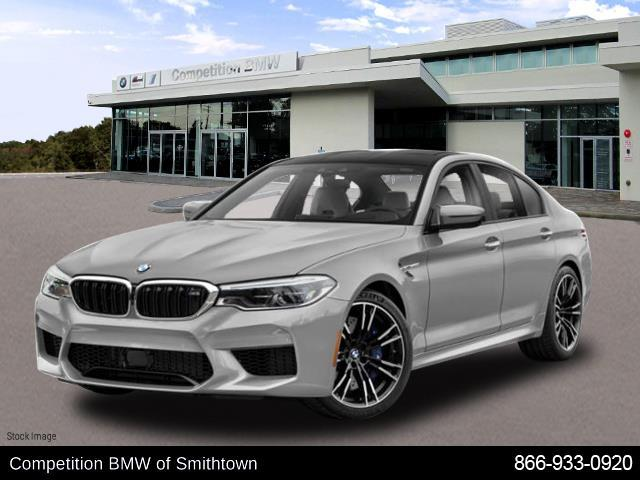 New 2019 Bmw M5 Competition Sedan 4dr Car In Saint James 16737