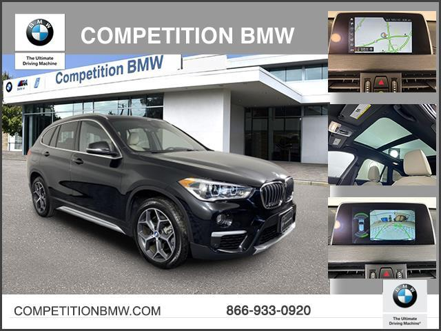 Pre-Owned 2019 BMW X1 xDrive28i xDrive28i