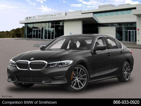 New 2019 BMW 3 Series 330i xDrive Sedan North America