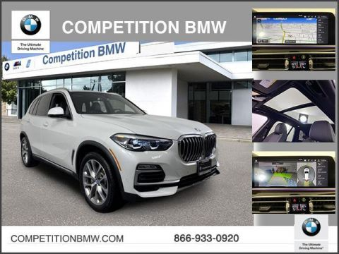 Pre-Owned 2019 BMW X5 xDrive40i xDrive40i