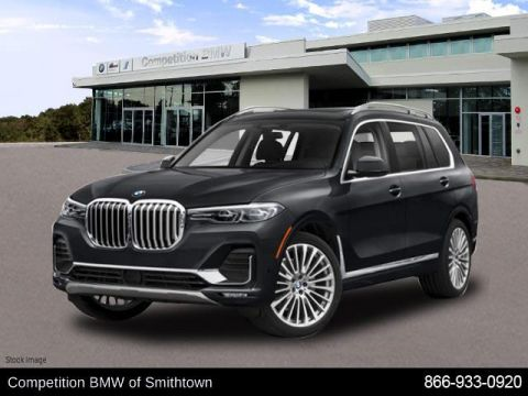 New 2020 BMW X7 xDrive50i xDrive50i