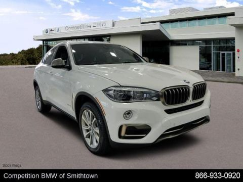 New 2018 BMW X6 xDrive50i Sports Activity Coupe