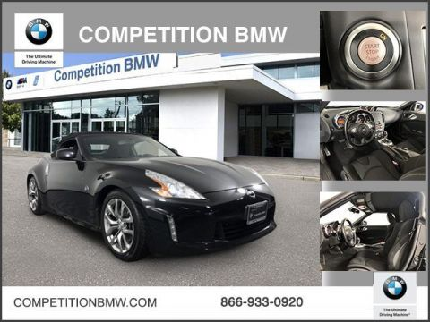 Pre-Owned 2014 Nissan 370Z 2DR ROADSTER AUTO
