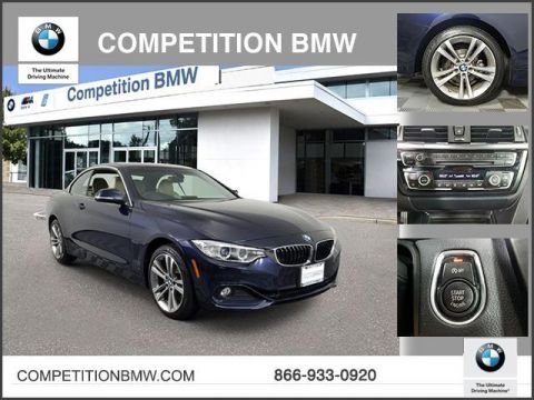Certified Pre-Owned 2016 BMW 4 Series 2dr Conv 428i xDrive AWD SULEV