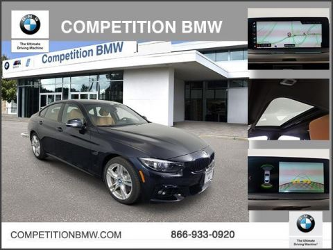 Pre-Owned 2019 BMW 4 Series 440i xDrive Gran Coupe
