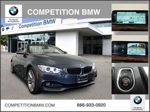 Certified Pre-Owned 2017 BMW 430i xDrive 430i xDrive