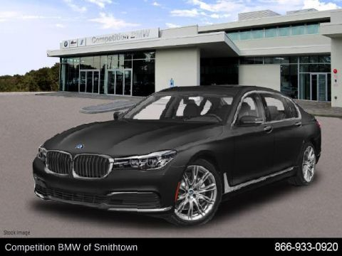 New 2019 BMW 7 Series 740i xDrive Sedan