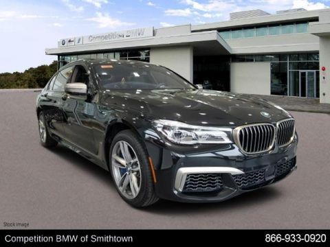 New 2019 BMW 7 Series M760i xDrive Sedan