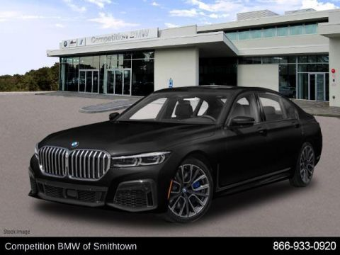 New 2020 BMW 7 Series 750i xDrive Sedan