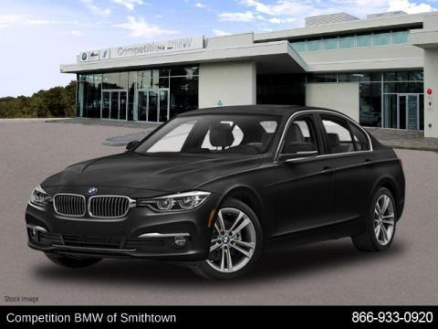 New 2018 BMW 3 Series 328d xDrive Sedan