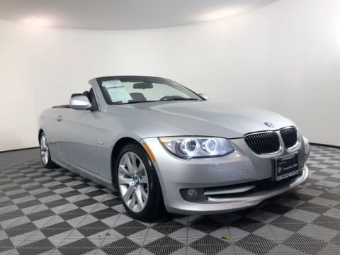 Pre-Owned 2012 BMW 3 Series 2dr Conv 328i SULEV