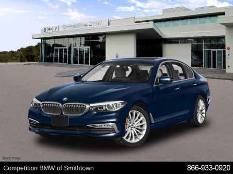 New 2018 BMW 5 Series 530i xDrive Sedan