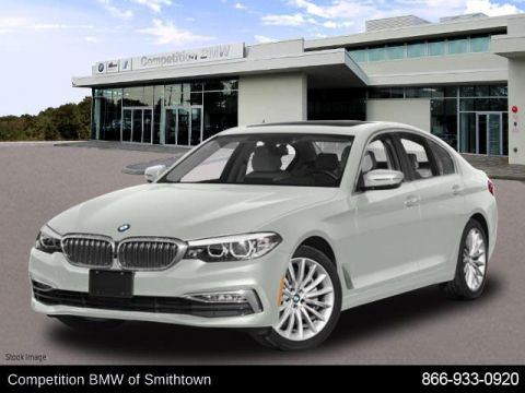 New 2019 BMW 5 Series 530i xDrive Sedan