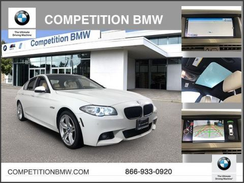 Certified Pre-Owned 2016 BMW 550i xDrive 550i xDrive