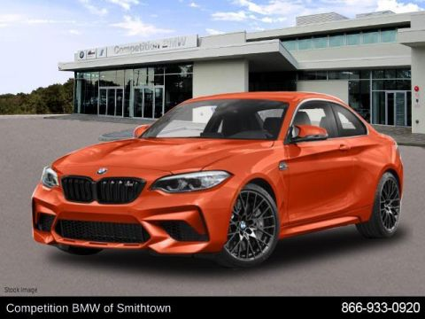 New 2020 BMW M2 Competition Coupe