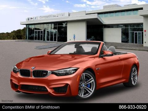 New 2020 BMW M4 Convertible CONVERTIBLE