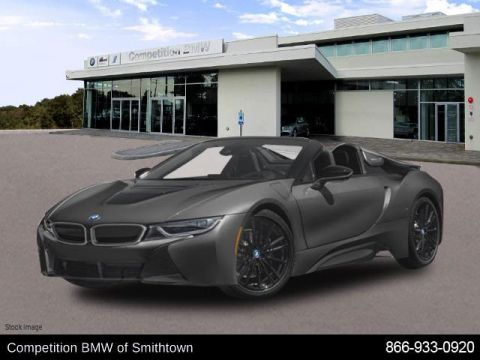 New 2019 Bmw I8 Coupe 2dr Car In Saint James 16593 Competition